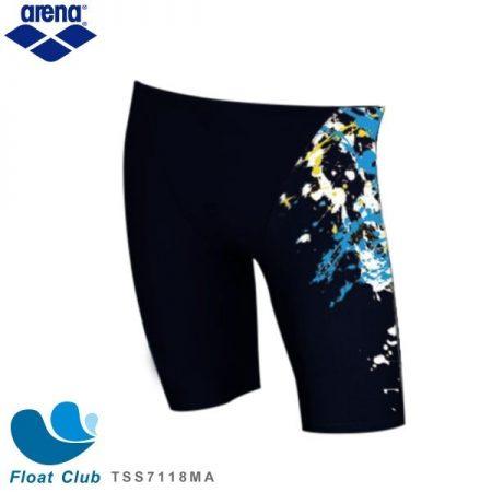 男士訓練款馬褲泳褲1